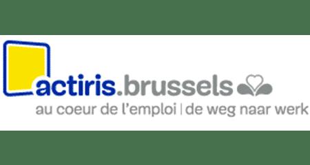 Logo Actiris EN